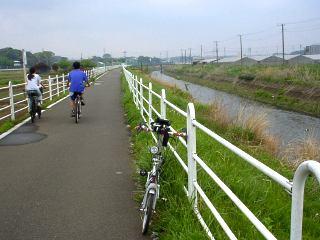 ... 04 29 / 折り畳み自転車で行こう : 車道 自転車 狭い : 自転車の