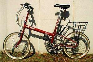 dca8628778 Bike Friday と言えば,おのひろきも BD-1 の購入を決心するまえには New World Tourist  というモデルが欲しくて仕方なかったのを思い出します.